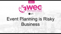 Event Planning is Risky Business