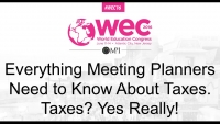 Everything Meeting Planners Need to Know About Taxes. Taxes? Yes Really!