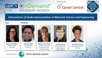 Intersections of Underrepresentation in Materials Science and Engineering