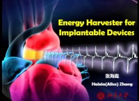 Micro Energy Harvester for Implantable Devices icon