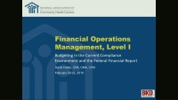 Federal Grants Management (cont.) including Preparation of the Federal Financial Report (FFR) icon