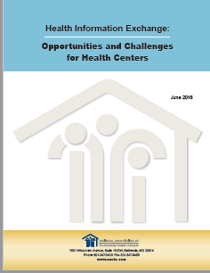 Health Information Exchange: Opportunities and Challenges for Health Centers
