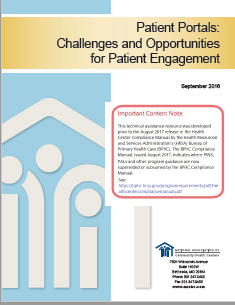 Patient Portals: Challenges and Opportunities for Patient Engagement