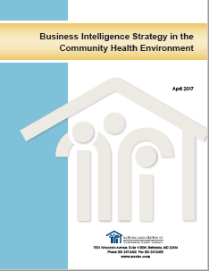 Business Intelligence Strategy in the Community Health Environment