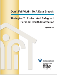 Don't Fall Victim To A Data Breach: Strategies To Protect And Safeguard Personal Health Information
