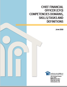 Chief Financial Officer (CFO) Competencies Domains, Skills/Tasks and Definitions