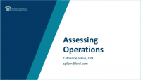 Operations Assessment icon