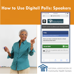 How to Use Polling in Digitell: Speakers