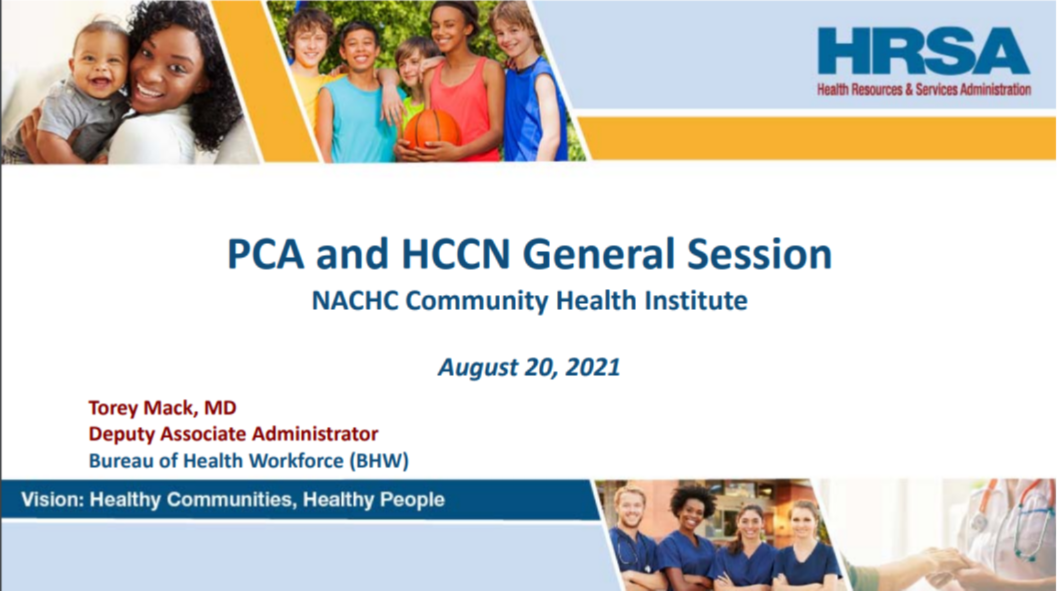 PCA and HCCN General Session      SPONSORED BY athenahealth icon
