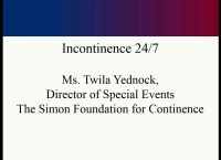 Advanced Evaluation and Management of Incontinence
