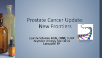 Advanced Prostate Cancer Update: Breaking Barriers icon