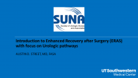 Introduction to Enhanced Recovery After Surgery (ERAS) Protocols icon