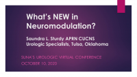 What's New in Neuromodulation? icon