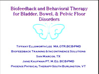 An Introduction to Biofeedback and Behavioral Therapy for Bladder, Bowel, and Pelvic Floor Disorders icon