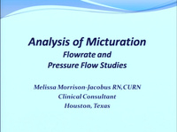Basic Urodynamics: Basic Anatomy and Physiology and Determining Detrusor Function Analysis of Micturition and Pelvic Floor Electromyograph icon