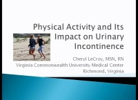 Physical Activity and Its Impact on Urinary Incontinence