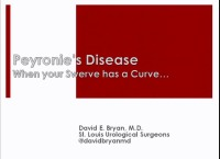 """Peyronie's Disease: """"When Your Swerve Has A Curve"""""""