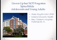 Grown Up But Not Forgotten: Implementation and Management of an Adult Spina Bifida Transition Clinic Within a Pediatric Urology Practice