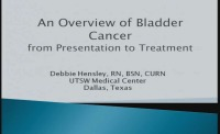 Bladder Cancer from Presentation to Treatment