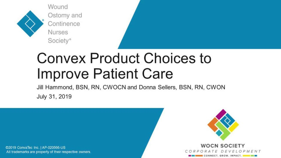 Convex Product Choices to Improve Patient Care icon