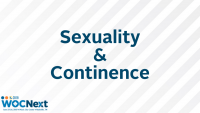 Sexuality & Continence