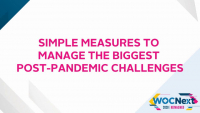 Simple Measures to Manage the Biggest Post-Pandemic Challenges