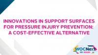 Innovations in Support Surfaces for Pressure Injury Prevention: A Cost-Effective Alternative