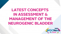 Latest Concepts in Assessment & Management of the Neurogenic Bladder icon