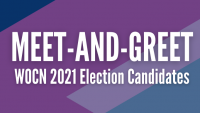 Meet-and-Greet the WOCN 2021 Election Candidates icon