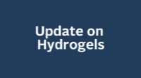 Update on Hydrogels icon
