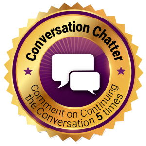 Conversation Chatter icon