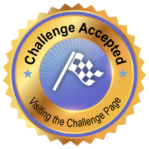 Challenge Accepted icon