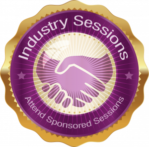 Industry Sponsored Session  icon