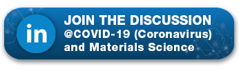 Join the discussion on the COVID-19 and Materials Science LinkedIn group