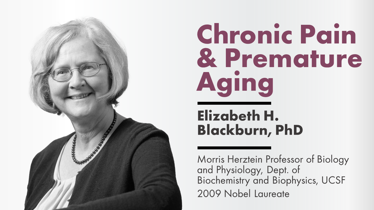 Telomere Maintenance: Chronic Pain in the Context of Premature Aging